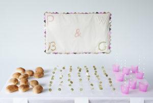 hiroko watanabe: Pink & White & Brown & Gold